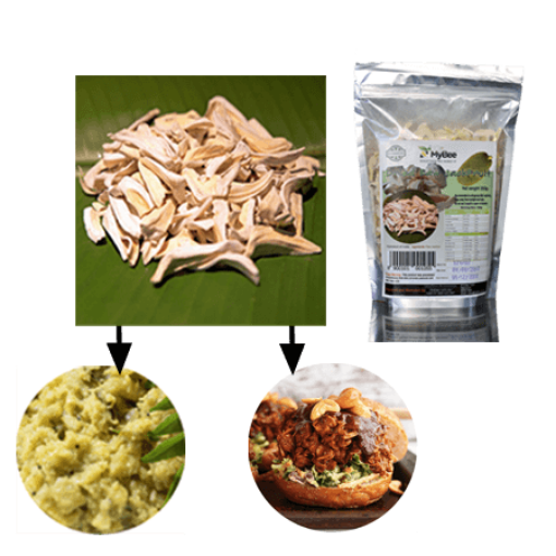 Picture of Dried Jackfruit | 250g
