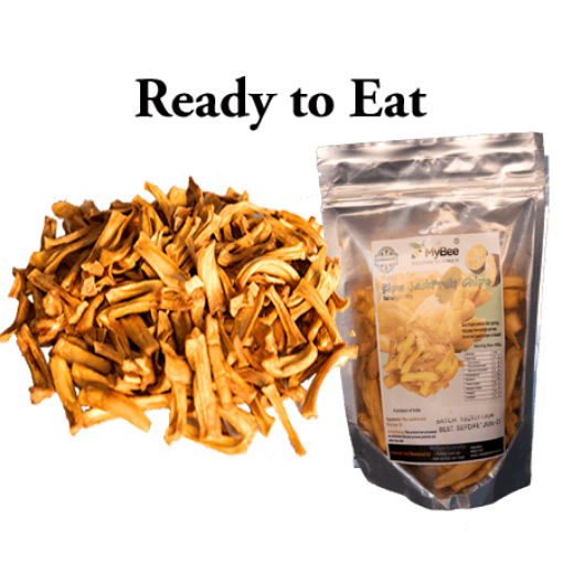 Picture of Ripe JackFruit Chips 150g